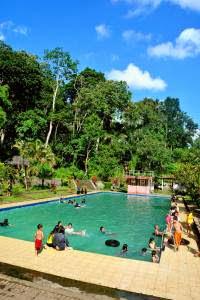 Aik Bukak Objek Wisata Pemandian Tertua Lombok Tengah Ya Dibangun