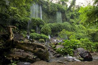 Centralombok Januari 2010 Pemandian Aik Bukak Kab Lombok Tengah