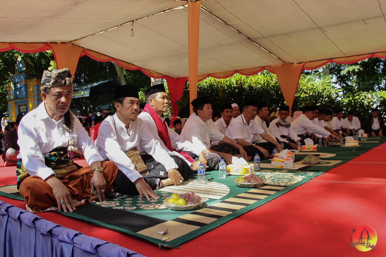 Kemeriahan Lebaran Topat Lombok Tengah Galeri Tamu Undangan Pengunjung Memadati