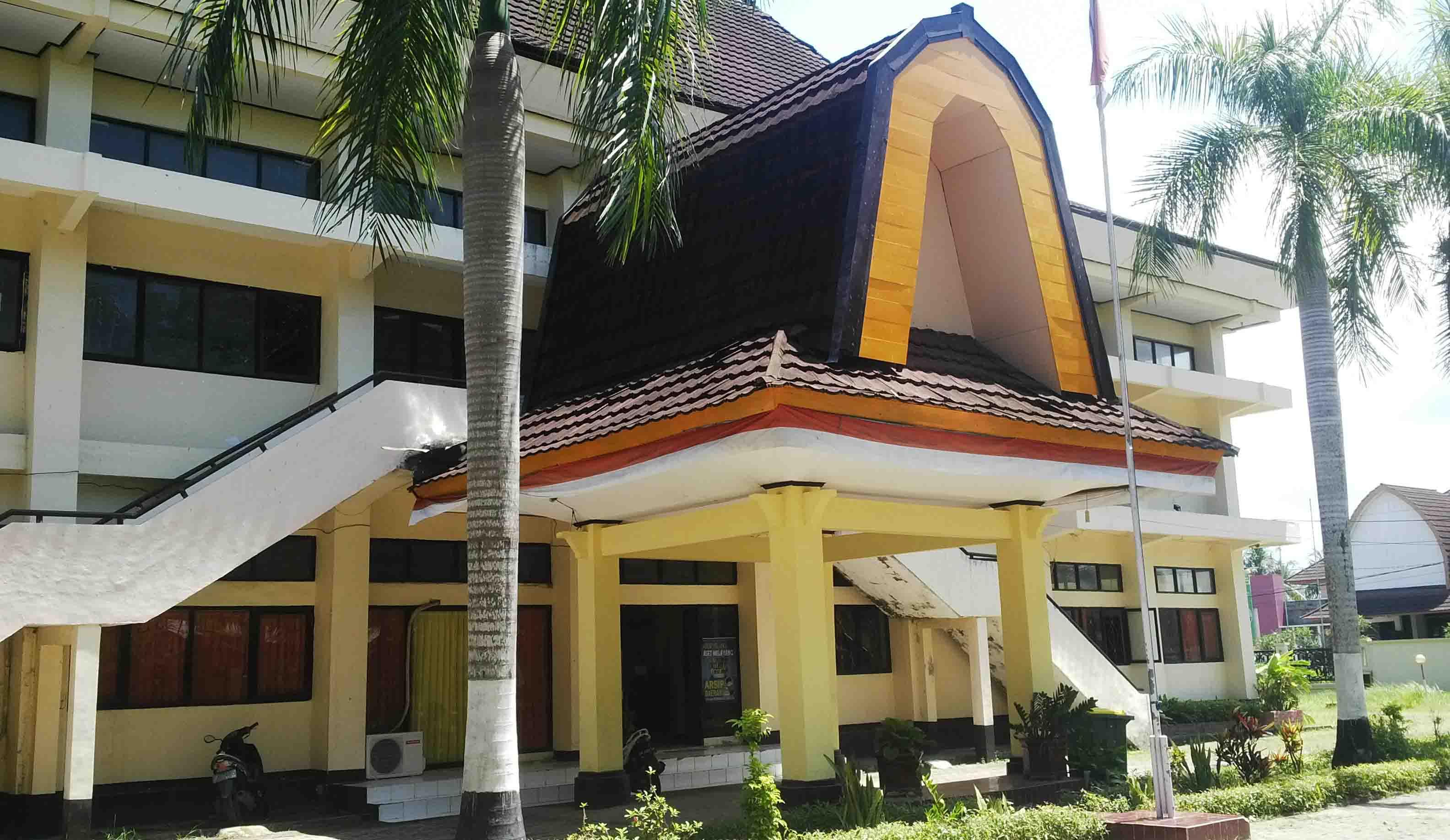 Pemerintah Kabupaten Lombok Tengah Dinas Perpustakaan Kearsipan Pemandian Aik Bukak