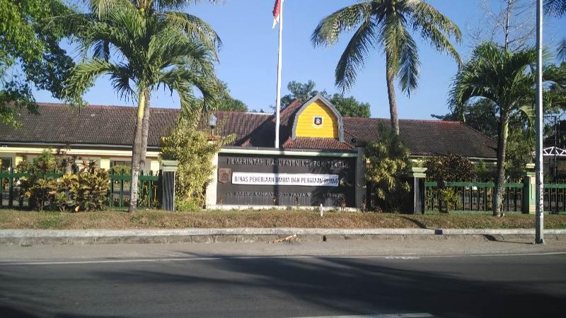 Pemerintah Kabupaten Lombok Tengah Dinas Pu Penataan Ruang Pemandian Aik