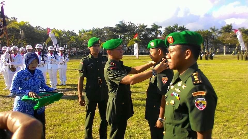 Pemerintah Kabupaten Lombok Tengah Komandan Kodim 1620 Diganti Pemandian Aik