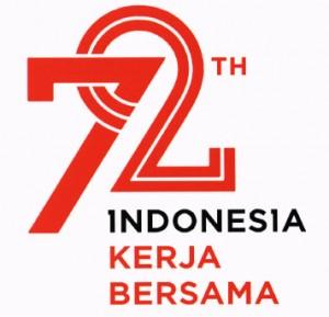 Pemerintah Kabupaten Lombok Tengah Logo Hut Ri Primer 72 2017