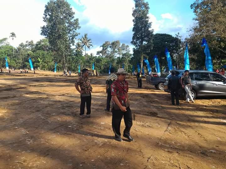 Pemerintah Kabupaten Lombok Tengah Suhaili Pathul Lanjutkan Kesade Pemandian Aik