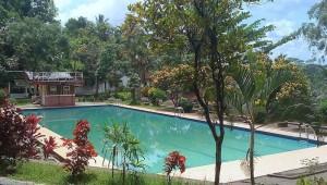 Pemerintah Kabupaten Lombok Tengah Wisata Buatan Natural Swimming Pool Surrounding