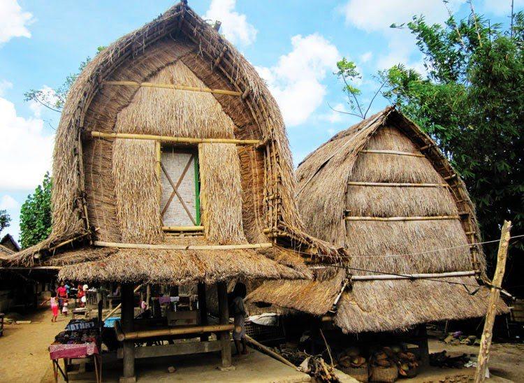 Atraksi Budaya Pulau Lombok Desa Sade Wisatabaru Rumah Adat Kab