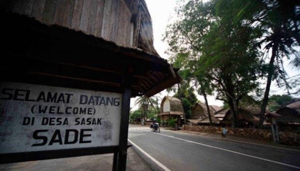 Berkunjung Kampung Suku Sasak Lombok Tengah 8421 Sade Salah Satu