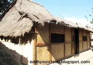 Dusun Sade Lombok Rumah Adat Kab Tengah