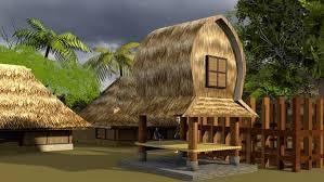 Keunikan Rumah Adat Khas Sasak Asli Desa Sade Istimewa Kab