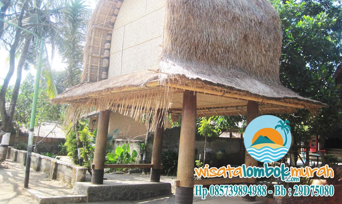 Keunikan Rumah Adat Khas Sasak Desa Sade Lombok Wisata Kab