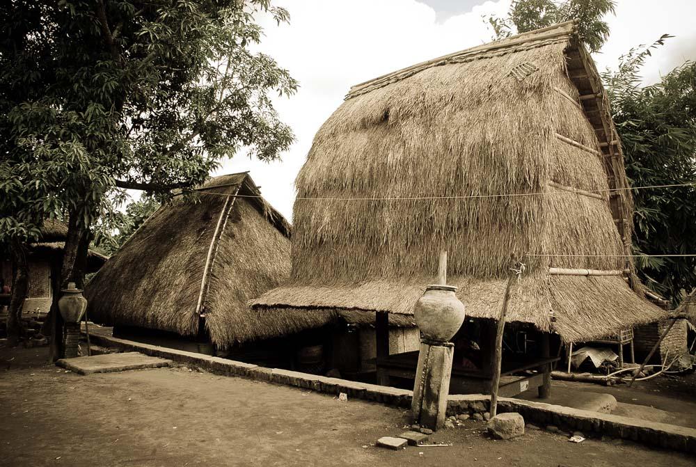 Mari Kembali Sade Desa Rambitan Wisata Lombok Rumah Adat Kab