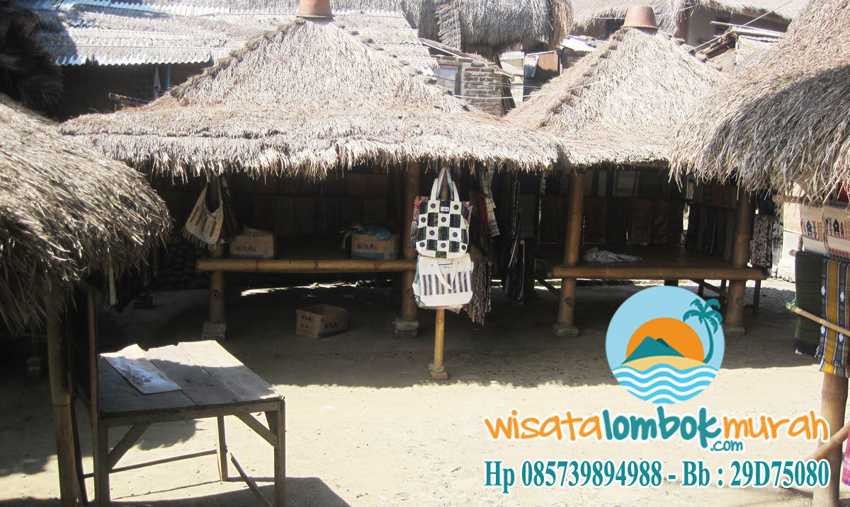 Nih Keunikan Rumah Adat Khas Sasak Desa Sade Lombok Kaskus