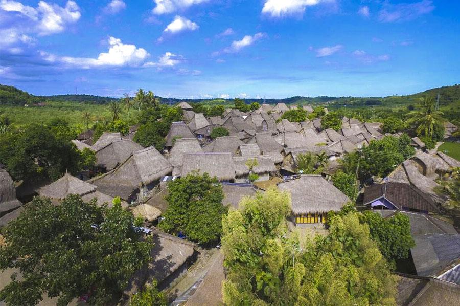 Pengalaman Seru Bisa Ditemui Desa Sade Lombok Wisata Rumah Adat