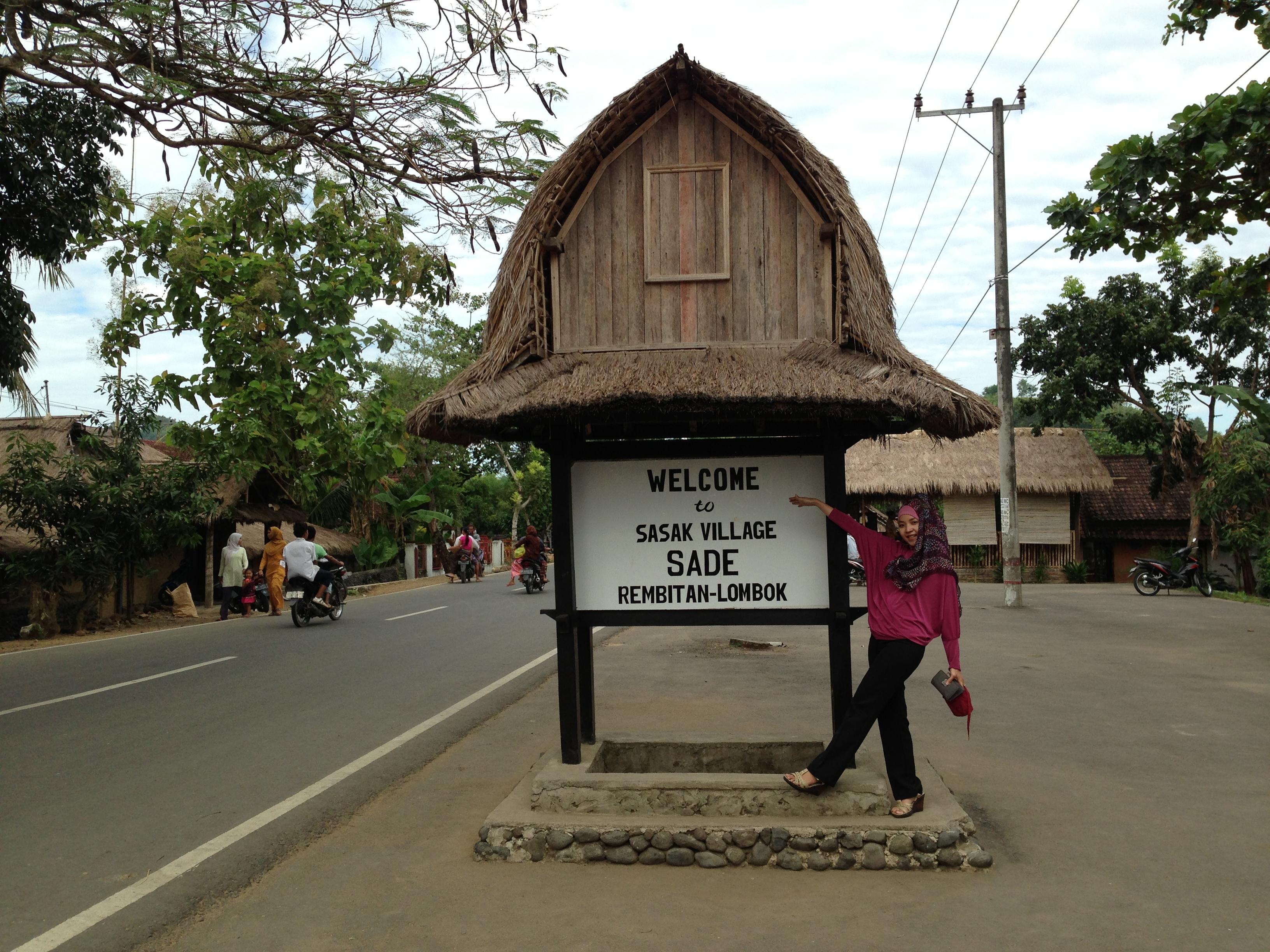Pesona Kota Lombok Blognya Seniman Bertani Suku Sasak Terkenal Hasil