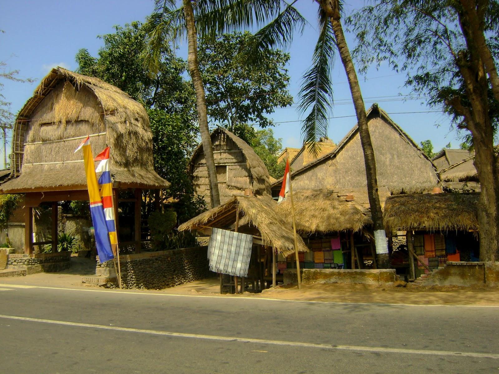 Petualangan Fotografi Desa Sade Tradisional Sasak Dusun Terletak Kecamatan Pujut
