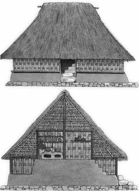 Sejarah Tradisi Suku Sasak Lombok Ntb Rumah Adat Gambar Oleh