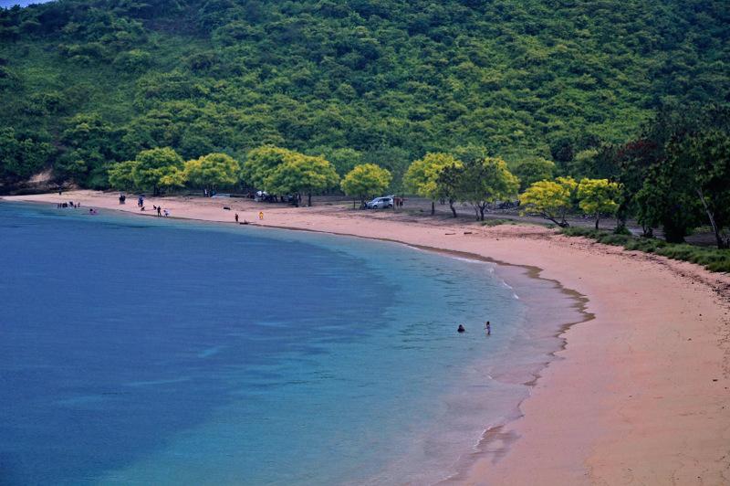Destinasi Wisata Jerowaru Lombok Timur Pantai Pink Berada Desa Sekaroh