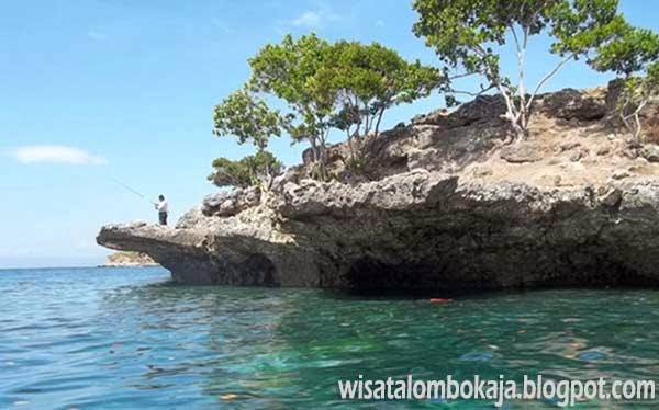 Keindahan Wisata Pantai Pink Lombok Timur Tangsi Kab
