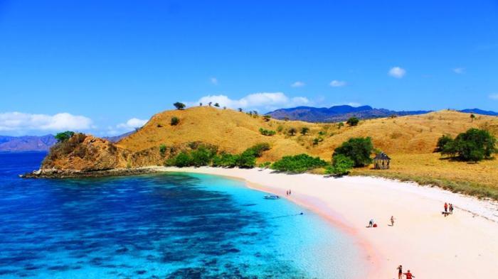 Lombok Flores Inilah 10 Pantai Pink Tercantik Dunia Versi Cn