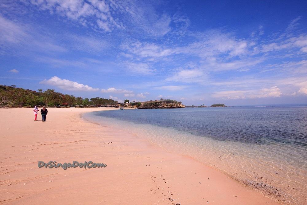 Lombok Sumbawa Lain 7 Pantai Tangsi Pink Timur Life Passions