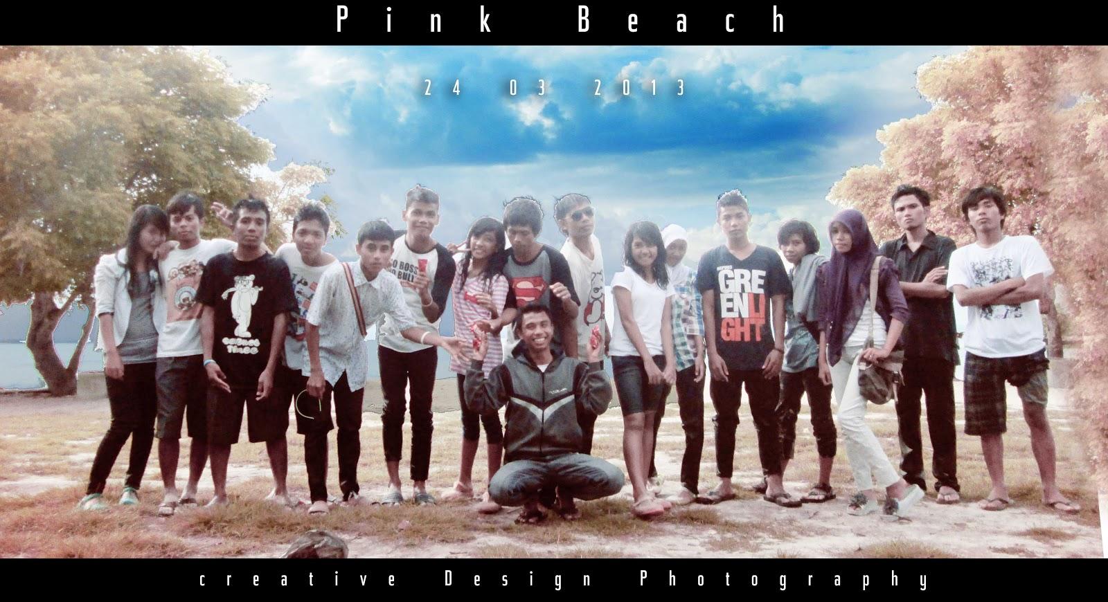 Pantai Lombok Timur Malah Sah Rasanya Pink Tidak Mandi Kata