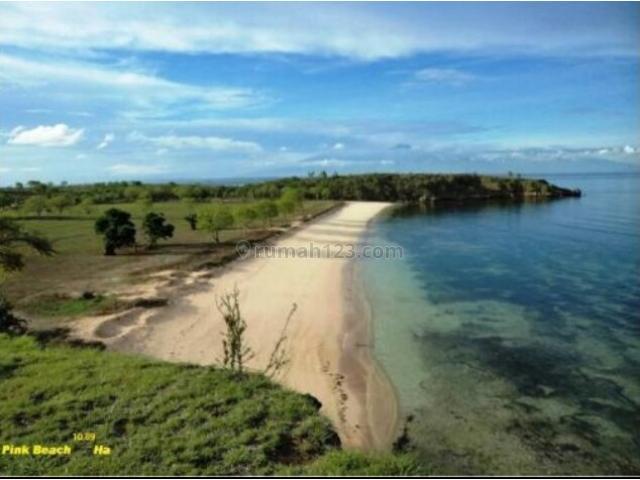 Pantai Pink Ds Sekaroh Kec Jerowaru Kab Lombok Timur Nusa