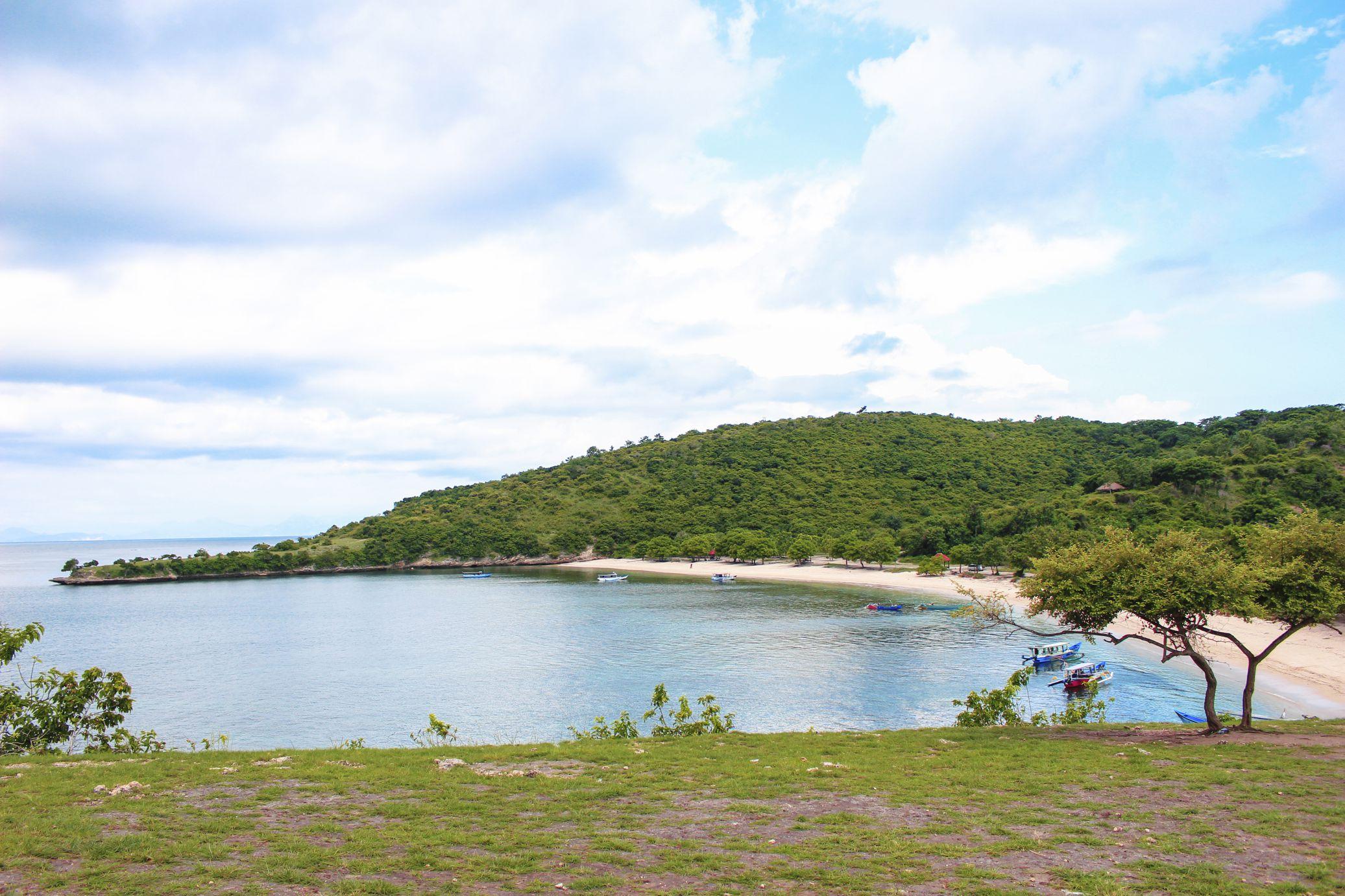 Pantai Pink Lombok Timur 5 Tempat Wisatanya Kab