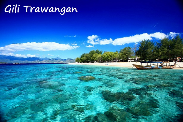 Pantai Pink Lombok Timur Wonderland Nusa Tenggara Barat 2014 Gili