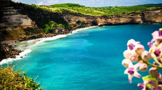 Pantai Pink Wisata Andalan Lombok Ragam Nama Sebenarnya Tangsi Panjang