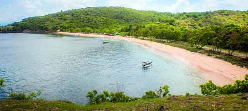 Wisata Pantai Pink Tanjung Ringgit 1 Hari Penuh Kab Lombok