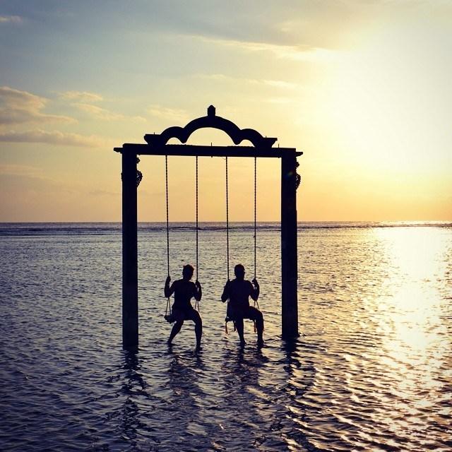 11 Tempat Wisata Kabupaten Lombok Utara Liburan Berwarna Desa Gumantar