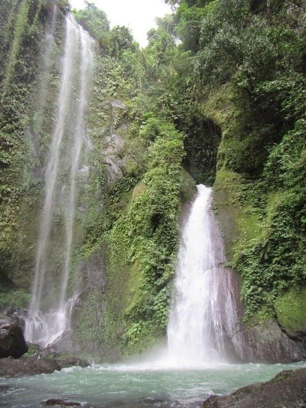 Air Terjun Tiu Ngumbak Lombok Utara Ntb Coretan Umum Desa