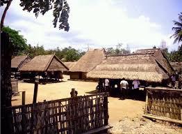 Desa Gumantar Lombok Utara Terkenal Air Terjun Tiu Ngumbak Kab
