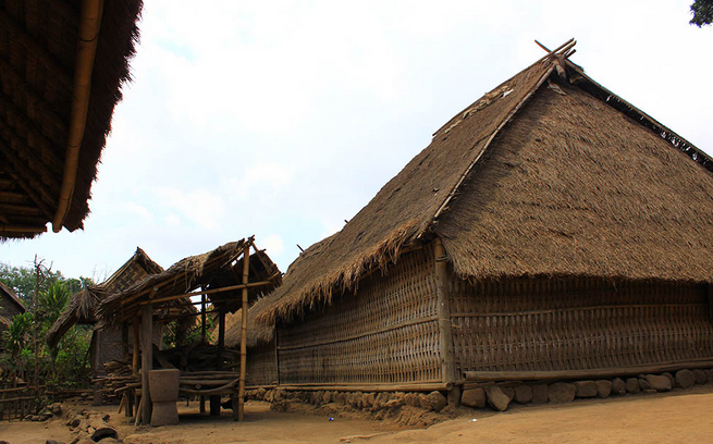 Desa Gumantar Wisata Lombok Utara Info Kab
