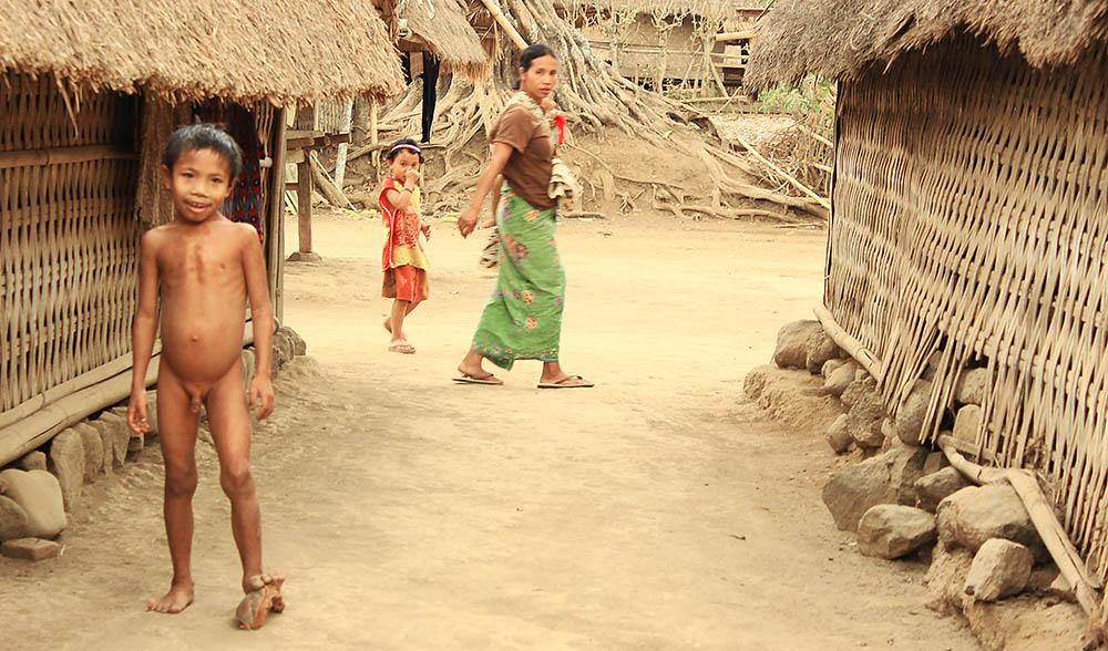 Dusun Beleq Gumantar Desa Adat Mempesona Lombok Utara Kab