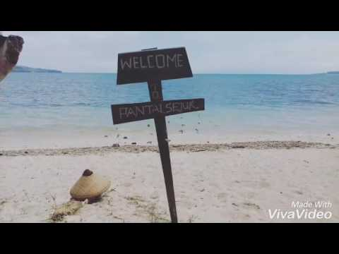 Explore 3 Pantai Sejuk Lombok Utara Youtube Desa Gumantar Kab