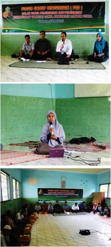 Fokus Group Discussion Varietas Lokal Padi Sayuran Kabupaten Focus Fgd