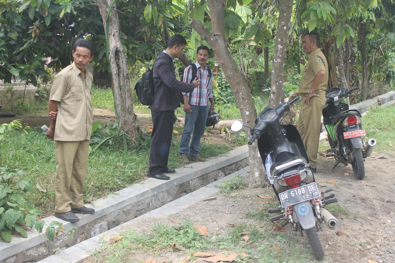 Lembaga Kemasyarakatan Website Gumantar Tiyu Ngumbak Kegitan Pembangunan Wisata Adat