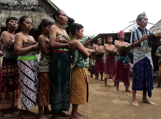 Objek Wisata Desa Gumantar Lombok Info Kab Utara