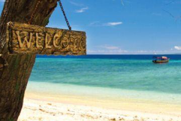 Travel Pantai Sire Desa Gumantar Kab Lombok Utara
