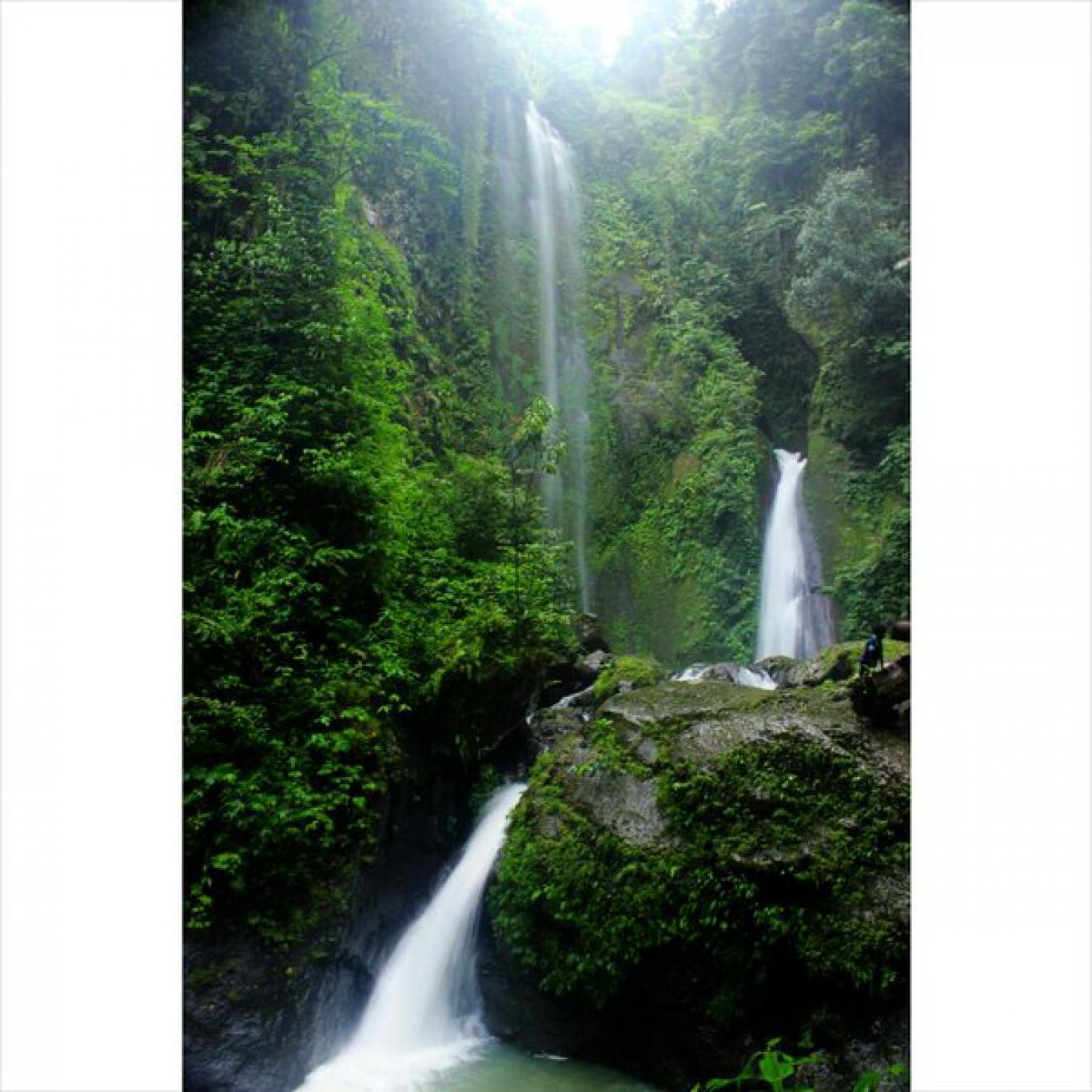 Website Gumantar Tiyu Ngumbak Acara Adat Wisata Desa Terjun Ombaq