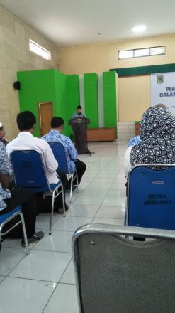 Website Gumantar Workshop Sosialisasi Penegakan Lingkungan Hidup Kabupaten Lombok Utara