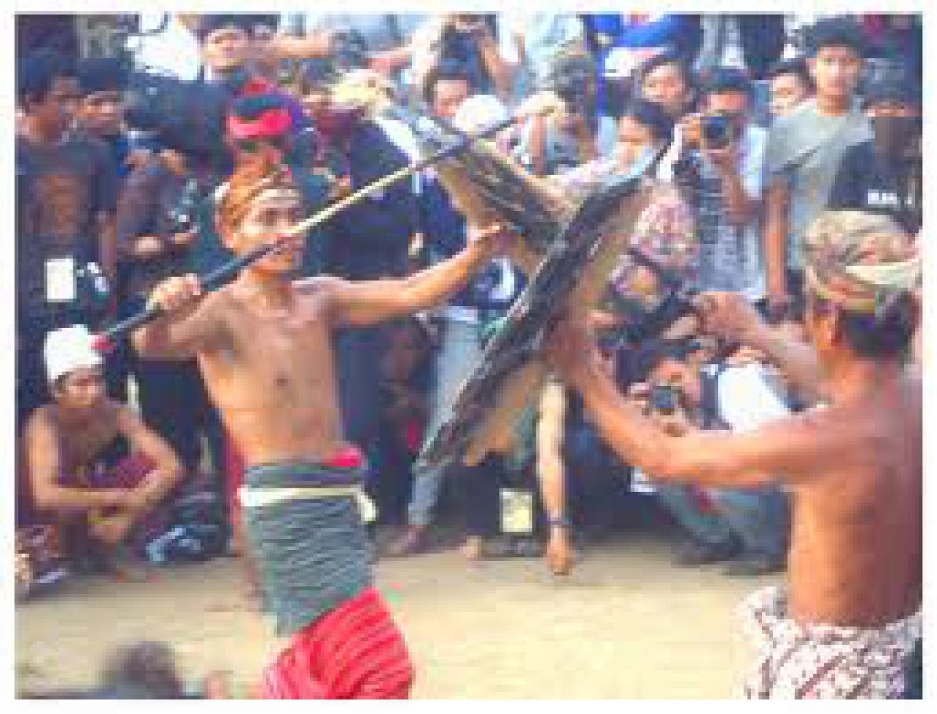 Workshop Sosialisasi Penegakan Lingkungan Hidup Kabupaten Lombok Kegitan Pemerintah Desa