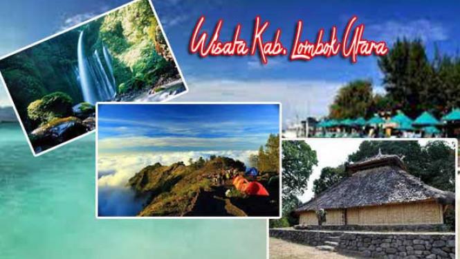 10 Wisata Lombok Utara Sayang Dilewatkan Viva Photo Report Desa