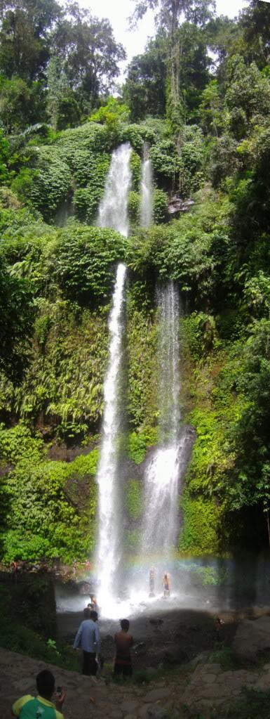20 Air Terjun Kaki Gunung Rinjani Explore Lombok Konon Tidak
