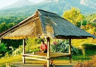 218 Liburan Akhir Pekan Desa Wisata Senaru Lombok Utara Siap