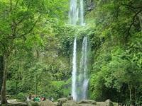 Air Terjun Senaru Kabupaten Lombok Utara 7og4nk Desa Wisata Kab