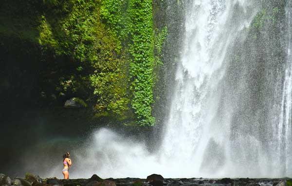 Air Terjun Sendang Gile Tiu Kelep Info Lengkap Tempat Wisata