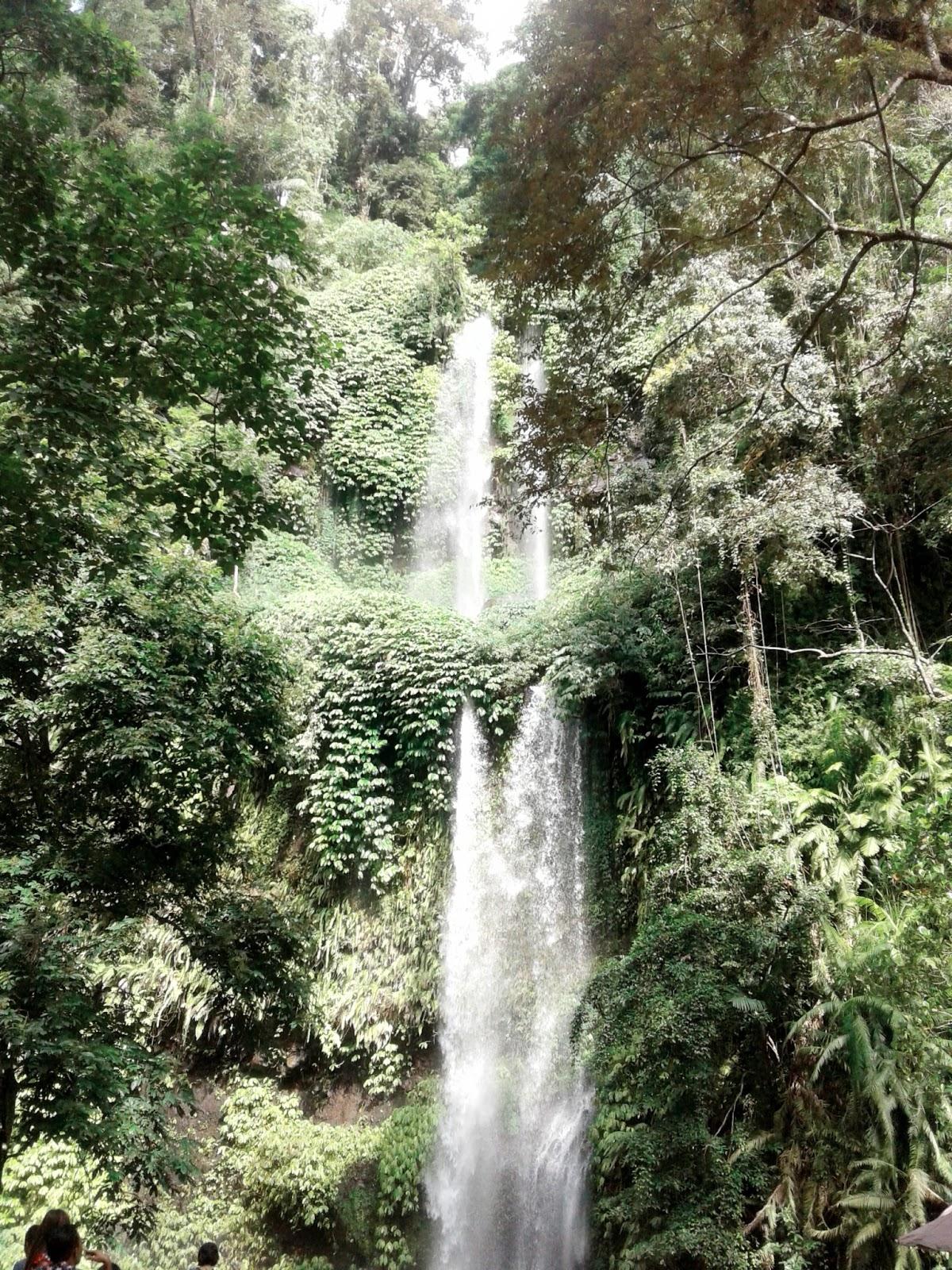 Bfc Traveler Air Terjun Sendang Gila Kebun Kopi Senaru Lombok