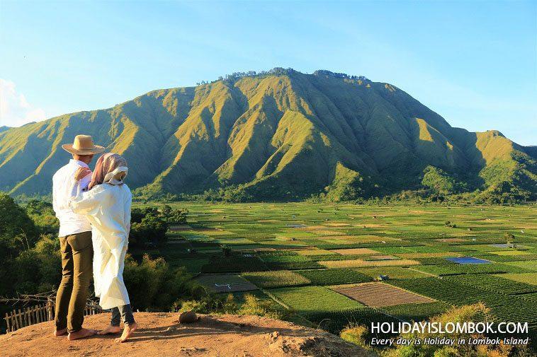 Desa Sembalun Lombok Surga Kecil Lereng Gunung Rinjani Wisata Timur